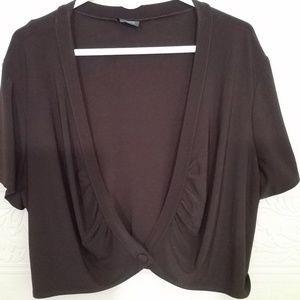 MSK Shrug/light jacket plus sz 2X (20)